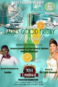 Ladies Good Friday Brunch